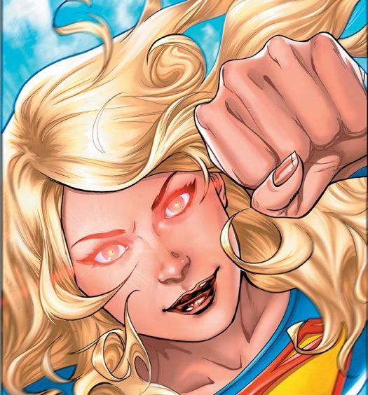 Supergirl: Rebirth #1