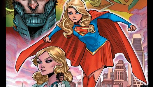 Supergirl #1 Five Page Advance Preview