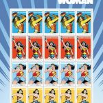 Wonder Woman Forever Stamps.
