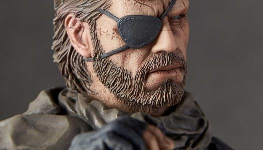 Gecco Announces $299 USD 1:6 Scale Venom Snake from Metal Gear Solid