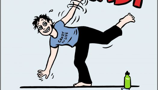 Fantagraphics Announces Ellen Forney's Rock Steady: Brilliant Advice From My Bipolar Life for 2018