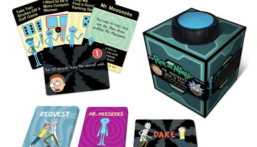 Rick and Morty Mr. Meseeks' Box 'o Fun: Game of Dice & Dares Out August 3rd