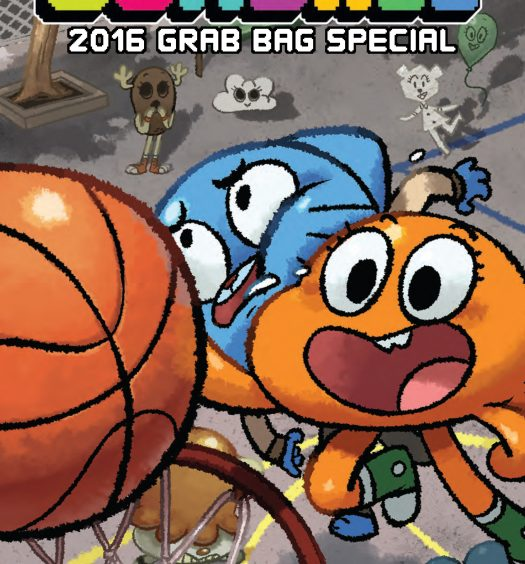 The Amazing World of Gumball 2016 Grab Bag Special #1