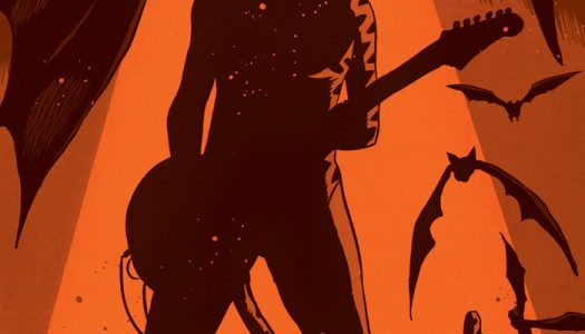 """Afterlife with Archie #10 """"Interlude with the Pussycats"""" Preview"""