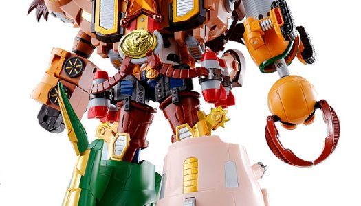 Pre-Orders Open for Bandai Chogokin Toy Story Robots, Sheriff Woody and Buzz Lightyear