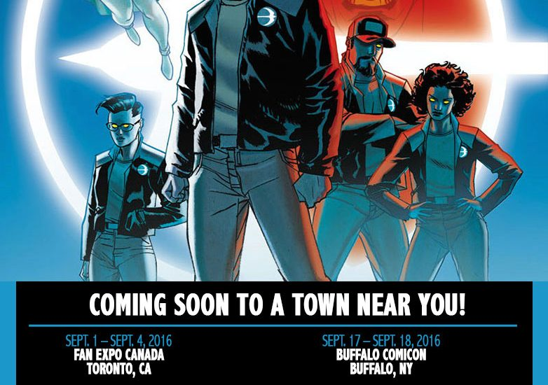 Valiant 2016 Convention Tour