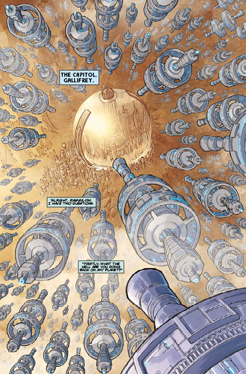 Supremacy of the Cybermen #2