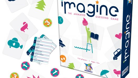 Game Review: Gamewright's Imagine (2016)