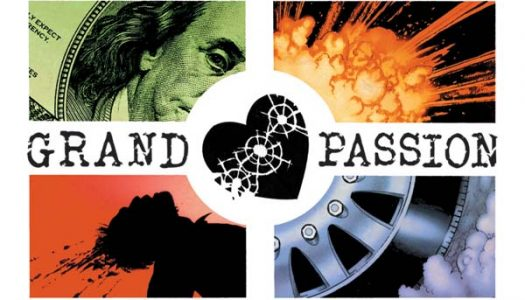 James Robinson and Tom Feister's Grand Passion #1 Slated for November 16th