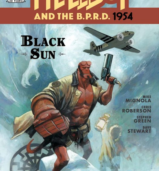 Hellboy and the B.P.R.D.: 1954 -- The Black Sun #1