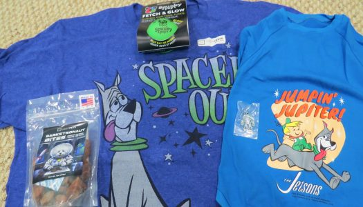 Loot Crate's Loot Pets July 2016: Futuristic (Review)