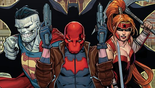 Comic Review: Red Hood & The Outlaws #1