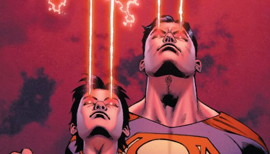 Superman #6 Five Page Advance Preview