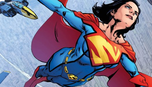 Comic Review: Superwoman #1