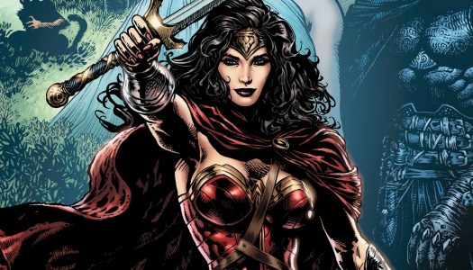 Liam Sharp Signs Exclusively with DC Comics and Vertigo