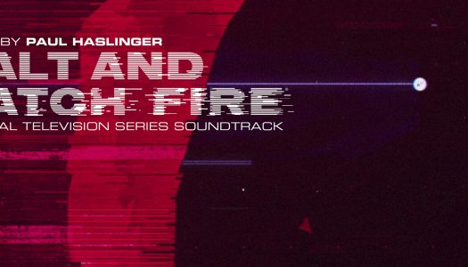 Review: Halt and Catch Fire (Soundtrack)