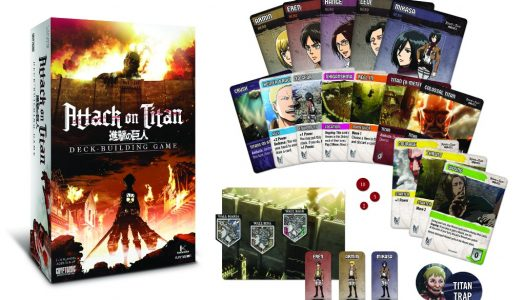 Cryptozoic Announces Attack on Titan, Rick and Morty, and More Demos for 2016 Alliance Open House