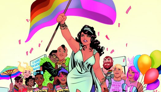 IDW and DC to Honor Orlando Pulse Nightclub Tragedy With Love is Love Anthology