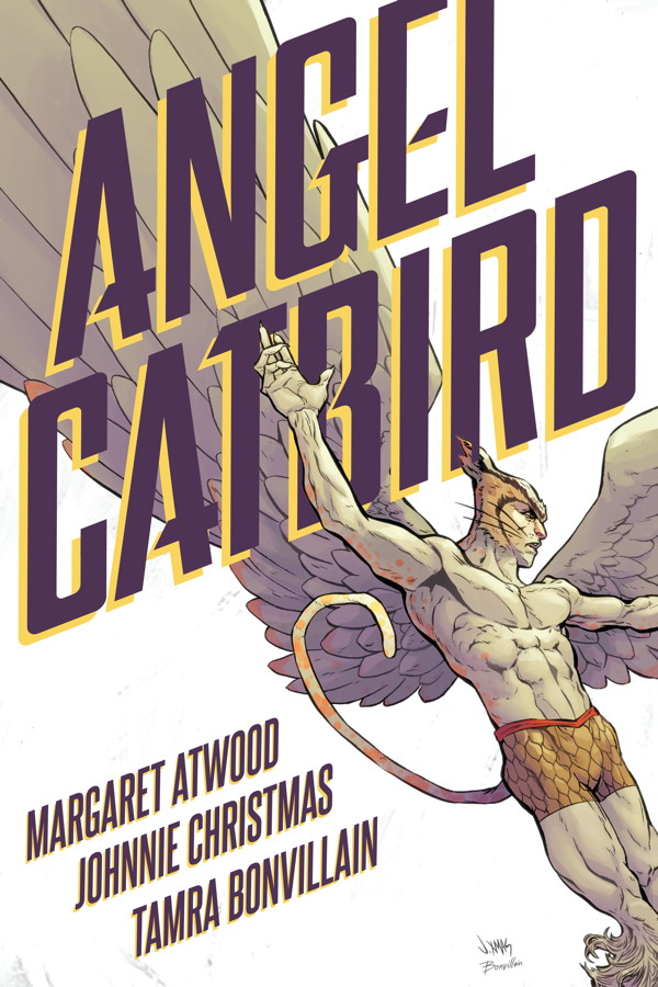 Image result for Angel Catbird Volume 1 by Margaret Atwood and Johnnie Christmas