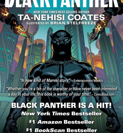 Black Panther: A Nation Under Our Feet