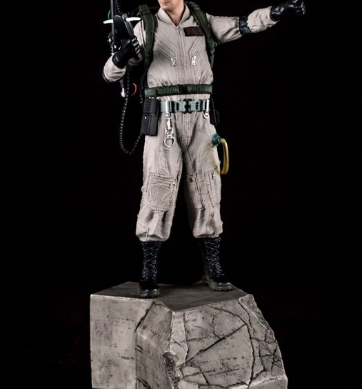 Ghostbusters statues