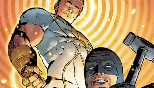 Midnighter and Apollo #1 Six Page Advance Preview