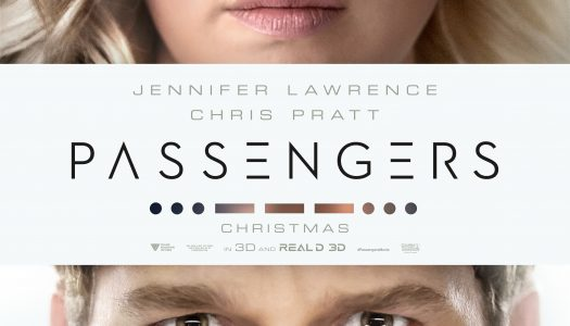 Chris Pratt and Jennifer Lawrence Feature in Romantic Sci-Fi Trailer for Passengers