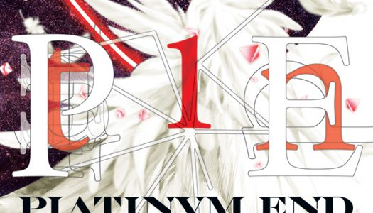 Viz To Launch Rated M Fantasy, Platinum End, by Death Note and Bakuman Creators