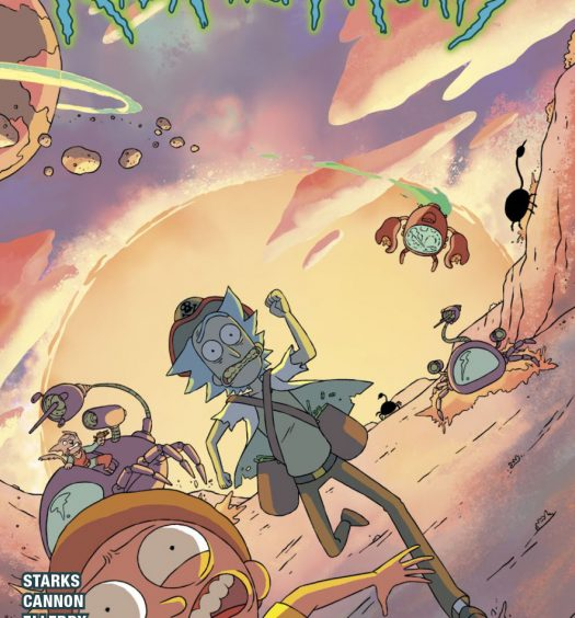 Rick and Morty #18