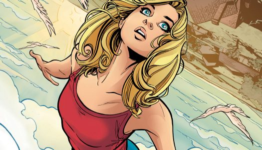 DC Announces and Previews Supergirl: Being Super by Mariko Tamaki and Joëlle Jones