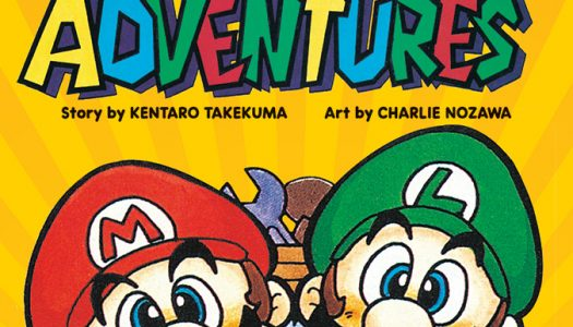 Nintendo NY Launch Party to Celebrate Super Mario Adventures Graphic Novel Re-Release