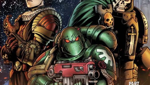 Warhammer 40,000 #1 Five Page Advance Preview