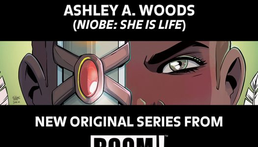 BOOM! to Publish Untitled Project by Novelist Delilah S. Dawson and Ashley A. Woods