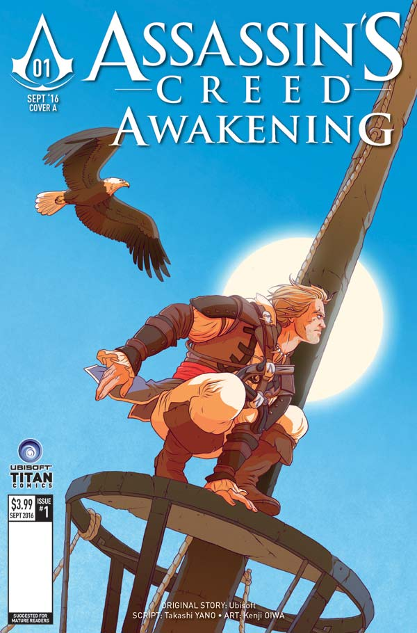 Assassin's Creed: Awakening #1