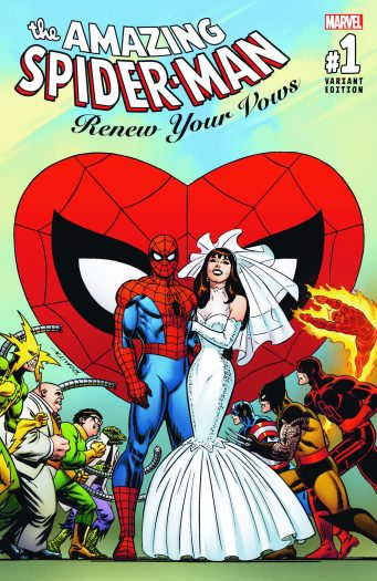 Renew Your Vows #1