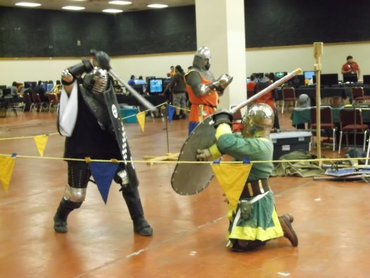 Realms Con 2016 Medieval Knights