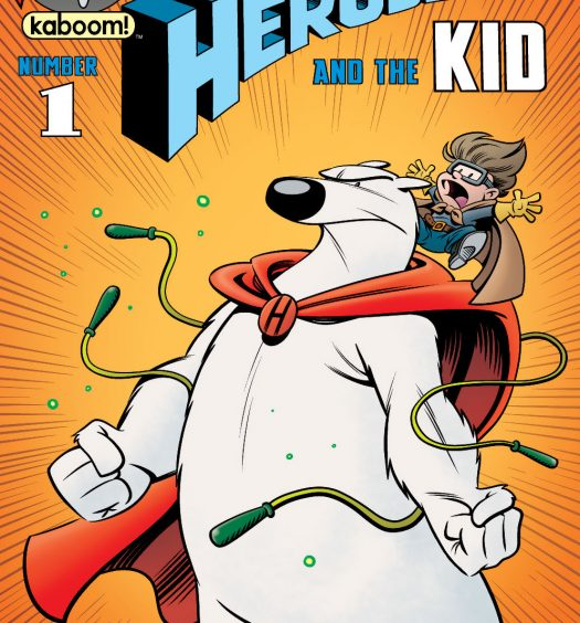 Herobear and the Kid 2016 Fall Special