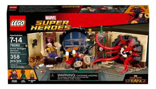 Doctor Strange Merch Arrives in Stores: LEGO, POP!, Apparel, Hasbro Action Figure, and More