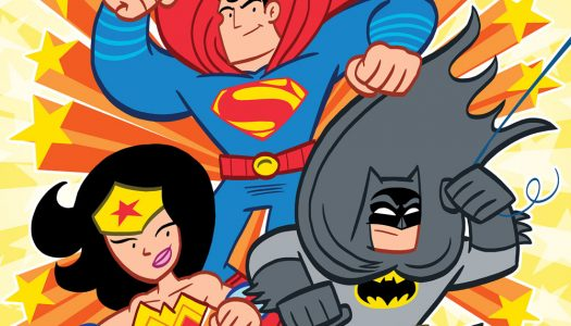 Super Powers #1 by Art Baltazar and Franco 6 Page Advance Preview