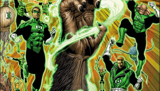 Planet of the Apes/Green Lantern Announced by BOOM!, DC, and 20th Century Fox