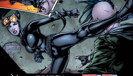 Comic Review: Catwoman Election Night #1