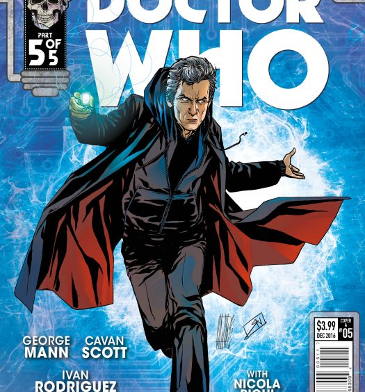 Doctor Who: Supremacy of the Cybermen #5