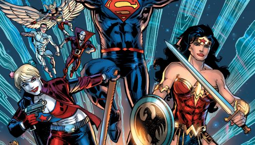 New Talent Showcase #1 Has New Angles on Superman, Harley Quinn, Other DC Icons