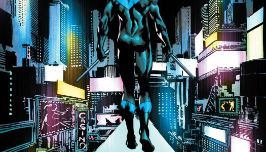 Nightwing #10 Advance Preview: Bludhaven, Part One