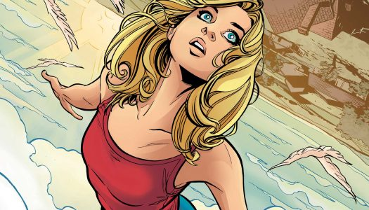 Supergirl: Being Super #1 Five Page Advance Preview