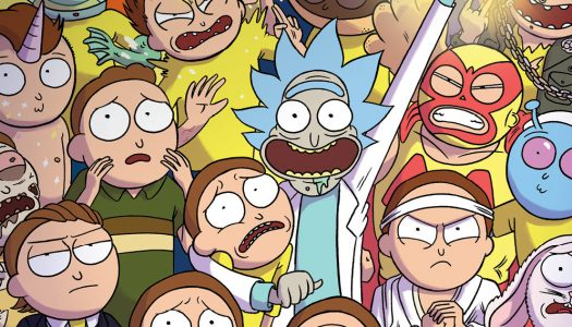 Rick and Morty: Pocket Like You Stole It Comic To Turn Pocket Mortys Into Blood Sport