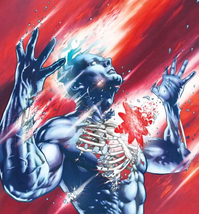 The Rise and Fall of Captain Atom #1