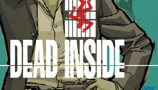 Dead Inside #1 by John Arcudi and Toni Fjzula (Four Page Advance Preview)