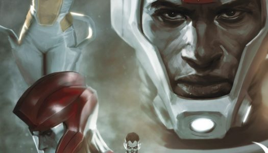 Divinity III: Stalinverse #1 2nd Print Announced for February 1st