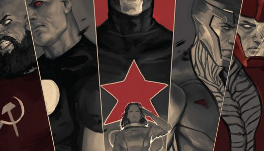 Divinity III: Stalinverse #2 Five Page Advance Preview